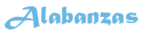 ALABANZAS Logo